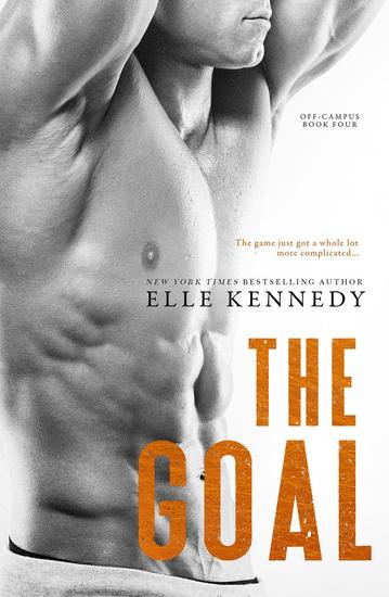 The Goal - Off-Campus #4 - cover