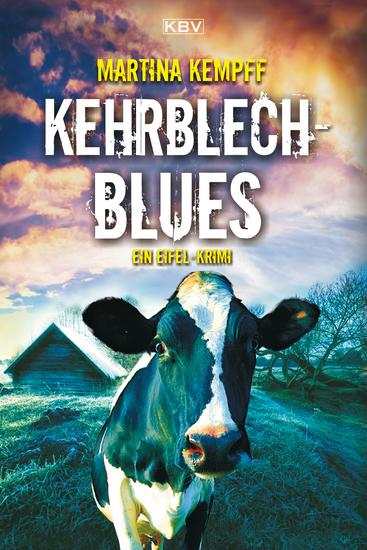 Kehrblechblues - Ein Eifel-Krimi - cover