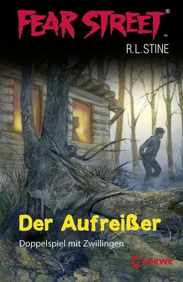Fear Street 1 - Der Aufreißer - Die Buchvorlage zur Horrorfilmreihe auf Netflix - cover
