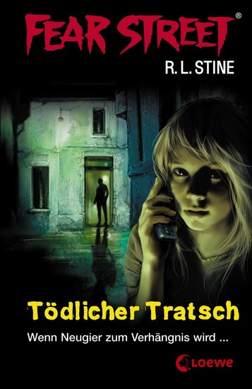Fear Street 2 - Tödlicher Tratsch - cover