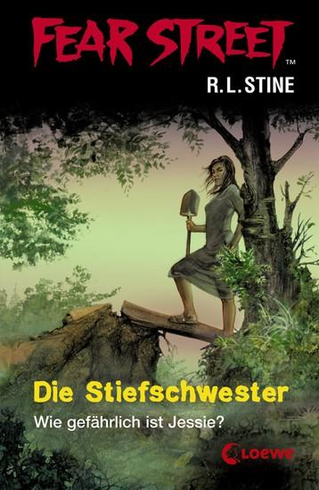Fear Street 3 - Die Stiefschwester - Die Buchvorlage zur Horrorfilmreihe auf Netflix - cover
