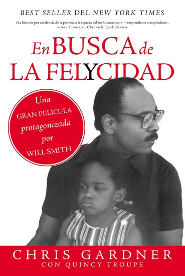 En busca de la felycidad (Pursuit of Happyness - Spanish Edition) - cover