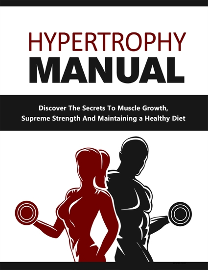 Hypertrophy Manual - cover