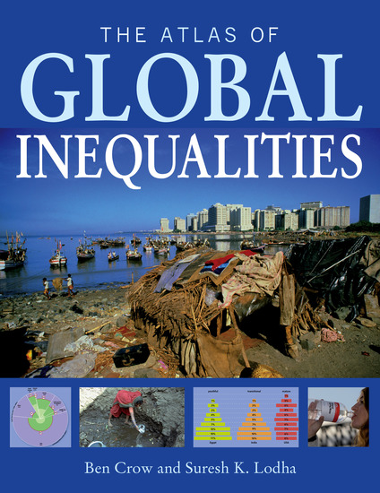 The Atlas of Global Inequalities - cover