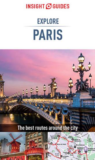 Insight Guides Explore Paris (Travel Guide eBook) - cover