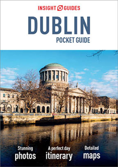 Insight Guides Pocket Dublin (Travel Guide eBook) - cover