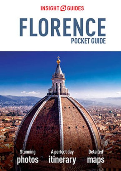 Insight Guides Pocket Florence (Travel Guide eBook) - cover