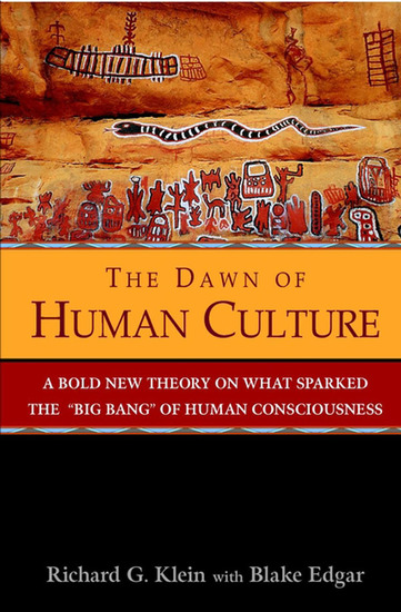 The Dawn of Human Culture - cover