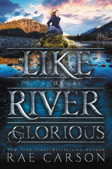 Like a River Glorious - cover