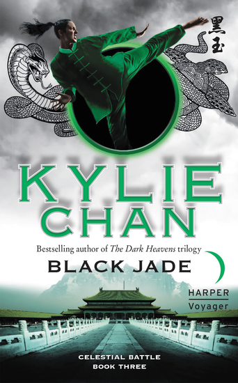 Black Jade - Celestial Battle: Book Three - cover