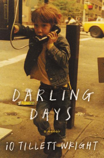 Darling Days - A Memoir - cover