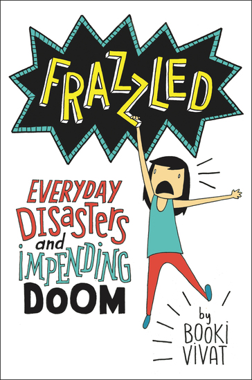 Frazzled - Everyday Disasters and Impending Doom - cover