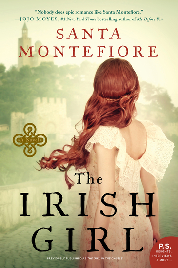 The Irish Girl - A Novel - cover