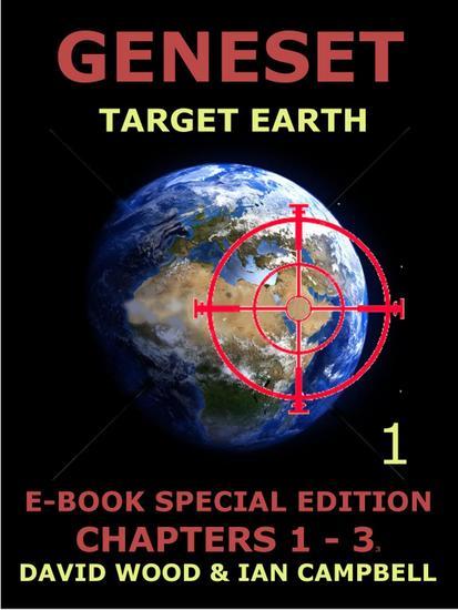 Geneset - Target Earth - GENESET - TARGET EARTH #1 - cover