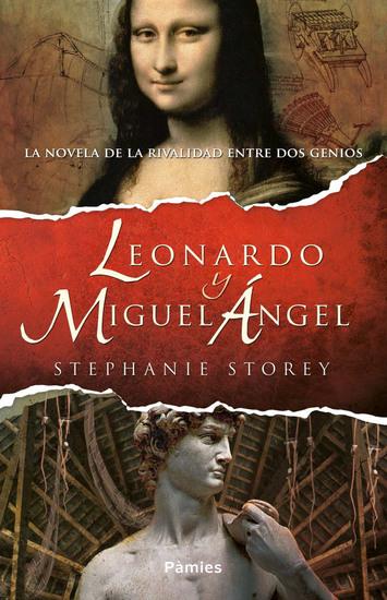 Leonardo y Miguel Ángel - cover