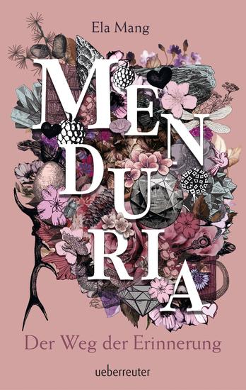 Menduria - Der Weg der Erinnerung (Bd 3) - cover