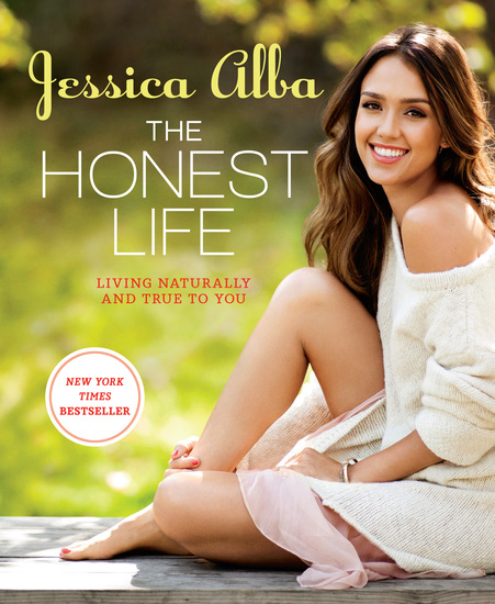 The Honest Life - Living Naturally and True to You - cover