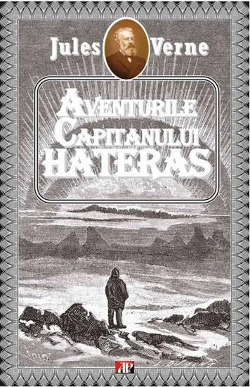 Aventurile căpitanului Hatteras - cover
