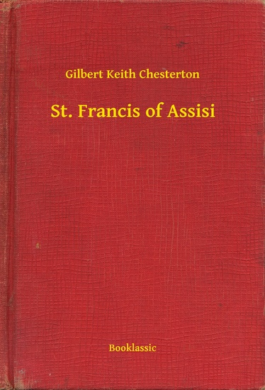 St Francis of Assisi - cover