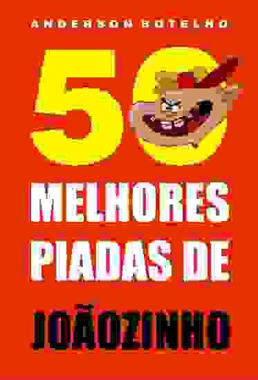 50 Melhores piadas de Joãozinho - cover
