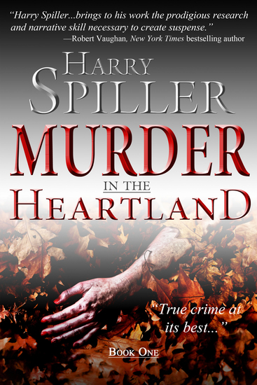 Murder in the Heartland: Book One - cover