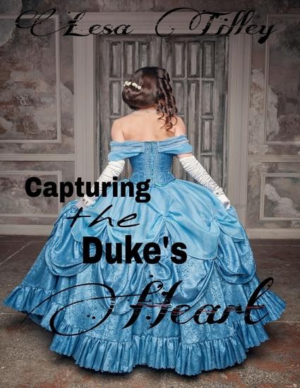 Capturing the Duke's Heart - cover