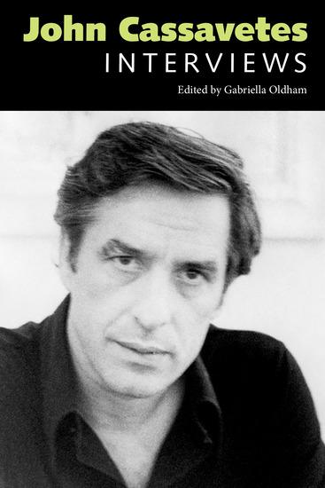 John Cassavetes - Interviews - cover