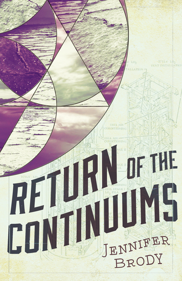 Return of the Continuums - The Continuum Trilogy Book 2 - cover