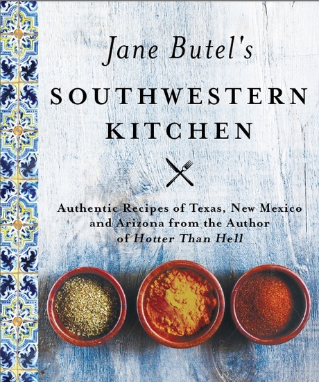 Jane Butel's Southwestern Kitchen - Revised Edition - cover