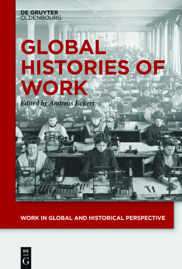Global Histories of Work - cover
