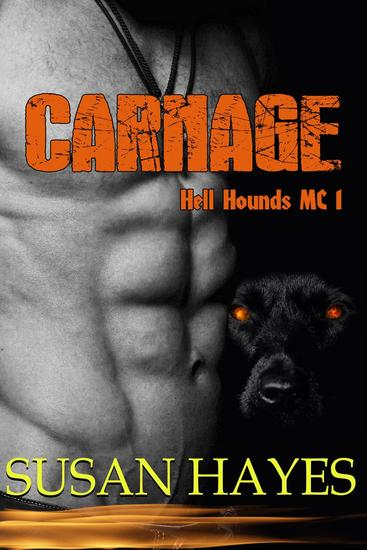 Carnage - Hell Hounds MC #1 - cover