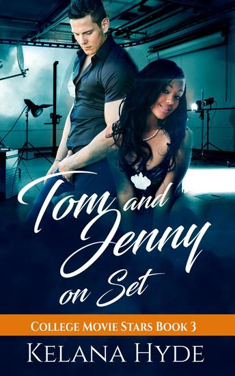 Tom and Jenny on Set - College Movie Stars #3 - cover
