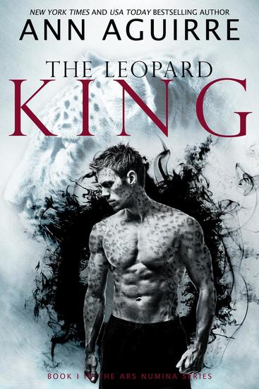 The Leopard King - Ars Numina #1 - cover
