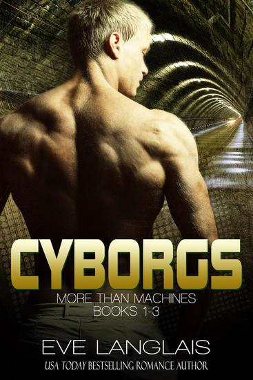Cyborgs: More Than Machines 1-3 - cover