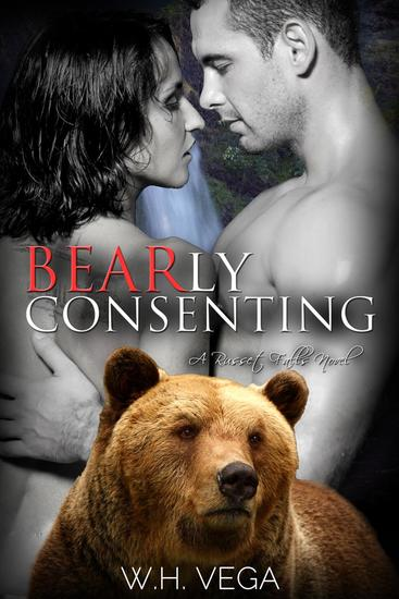 Bearly Consenting - The Russet Falls Series #3 - cover