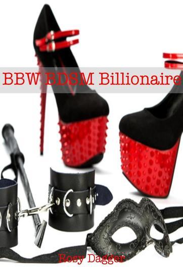 BBW BDSM Billionaire - cover