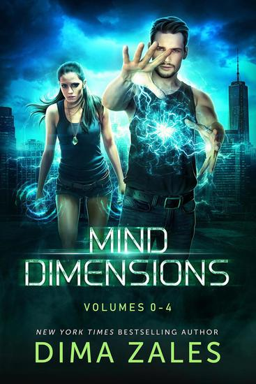 Mind Dimensions Omnibus: Volumes 0-4 - cover