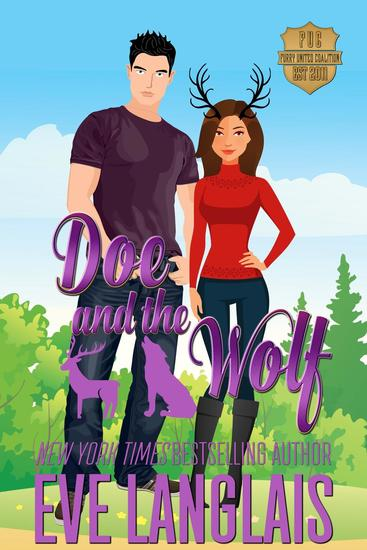 Doe and the Wolf - Furry United Coalition #5 - cover