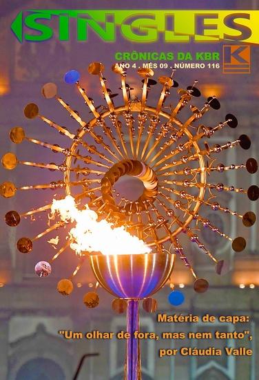 Singles 116 - Especial Olimpíadas - cover