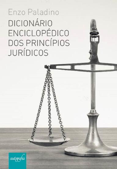Dicionário enciclopédico dos princípios jurídicos - cover