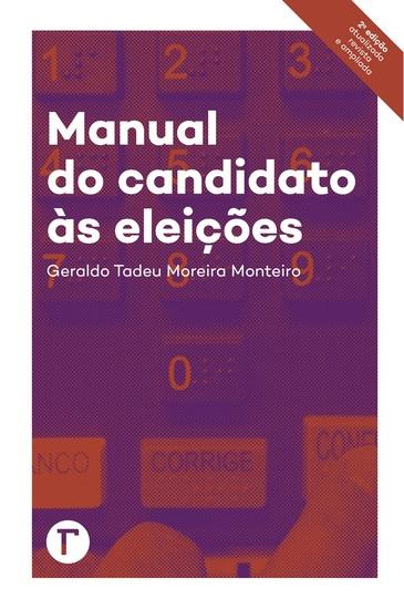 Manual do Candidato às Eleições - cover