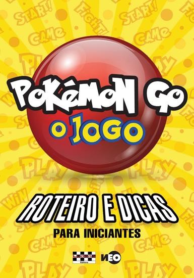 Pokémon go – o jogo - cover