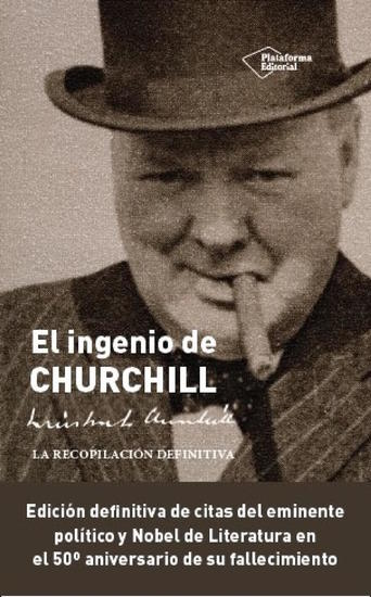 El ingenio de Churchill - cover