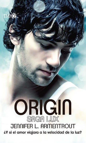 Origin (Saga LUX 4) - cover