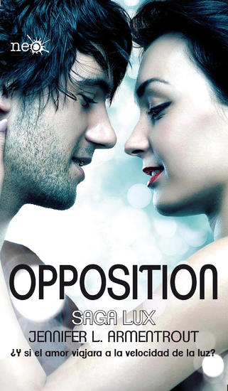Opposition (Saga LUX 5) - cover