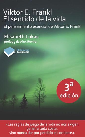 Viktor E Frankl El sentido de la vida - cover