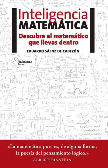 Inteligencia matemática - cover