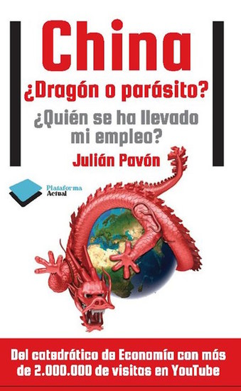 China ¿Dragón o parásito? - cover