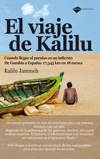 El viaje de Kalilu - cover