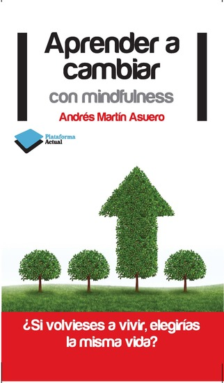 Aprender a cambiar con mindfulness - cover